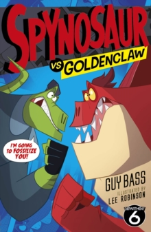Image for Spynosaur vs Goldenclaw