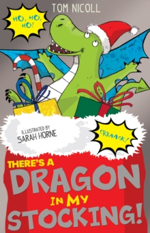 Image for There's a dragon in my stocking!