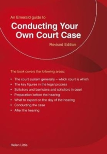 Image for Conducting your own court case