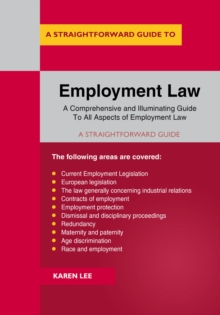 Image for A straightforward guide to employment law