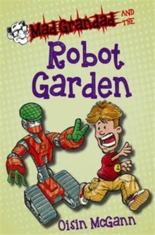 Image for Mad Grandad and the robot garden