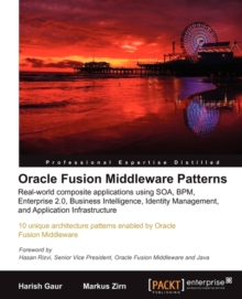 Image for Oracle Fusion Middleware Patterns