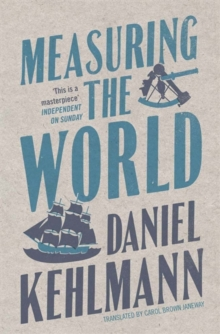 Image for Measuring the world