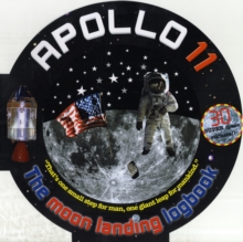 Image for Apollo 11  : the moon landing logbook