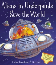 Image for Aliens in underpants save the world