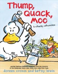 Image for Thump, quack, moo