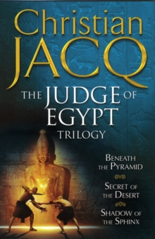 Image for The Judge of Egypt trilogy