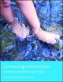 Image for Connecting with children  : developing working relationships