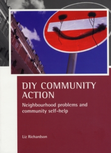 Image for DIY community action  : neighbourhood problems and community self-help