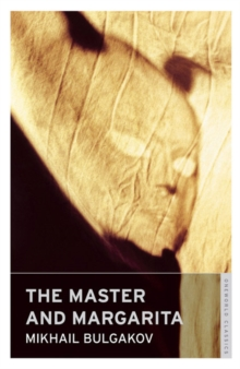 Image for The master and Margarita