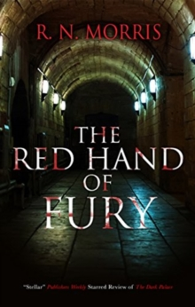 Image for The red hand of fury