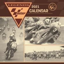 Image for Moto GP Legends Square Wall Calendar 2021