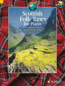 Image for Scottish Folk Tunes for Piano : 32 Traditional Pieces with a CD of Performances