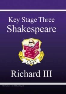 Image for Key stage three Shakespeare: Richard III