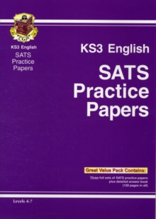 Image for KS3 English Practice Tests