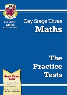 Image for KS3 Maths Practice Tests