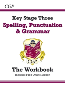 Image for Spelling, Punctuation and Grammar for KS3 - Workbook