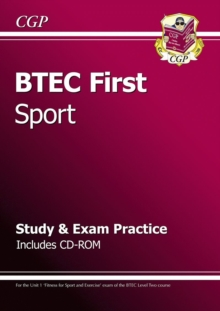 Image for BTEC First in Sport: Study & Exam Practice