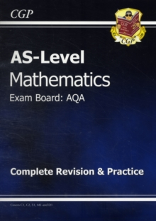 Image for AS-level mathematics  : complete revision and practice