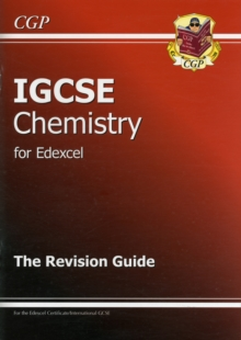 Image for Edexcel International GCSE Chemistry Revision Guide with Online Edition (A*-G Course)