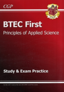 Image for BTEC first principles of applied science: Study and exam practice