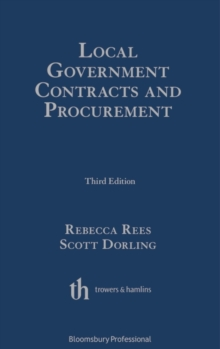 Image for Local government contracts and procurement