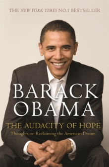 Image for The audacity of hope: thoughts on reclaiming the American dream