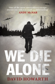 Image for We die alone
