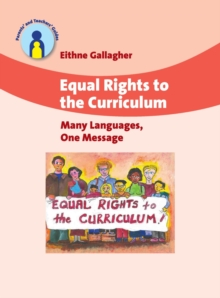 Image for Equal rights to the curriculum  : many languages, one message
