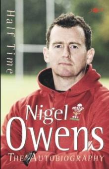 Image for Half time  : Nigel Owens