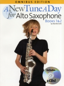 Image for A New Tune A Day : Alto Saxophone - Books 1 And 2