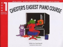 Image for Chester's Easiest Piano Course - Book 1 (Special Edition)