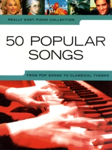 Image for Really Easy Piano : 50 Popular Songs