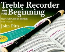 Image for Treble Recorder from the Beginning Pupil's Book : Pupil Book (Revised Full-Colour Edition