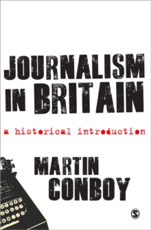 Image for Journalism in Britain  : a historical introduction