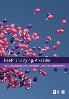Image for Death and dying  : a reader