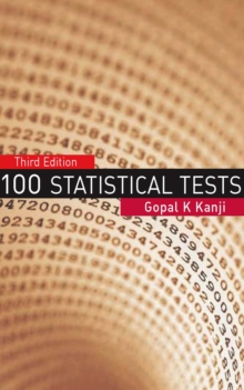 Image for 100 statistical tests