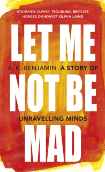 Image for Let me not be mad