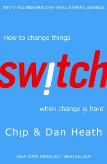 Image for Switch  : how to change things when change is hard