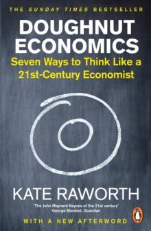 Image for Doughnut economics  : seven ways to think like a 21st-century economist