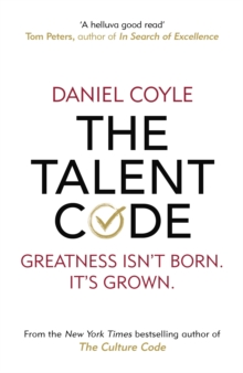 Image for The talent code