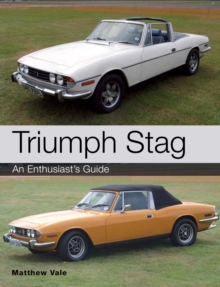 Image for Triumph Stag  : an enthusiast's guide