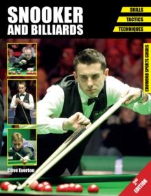Image for Snooker & billiards  : skills, tactics, techniques