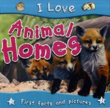 Image for I love animal homes