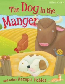 Image for The dog in the manger and other Aesop's fables