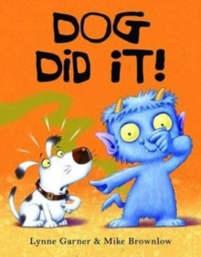 Image for Dog did it!