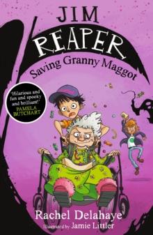 Image for Saving Granny Maggot
