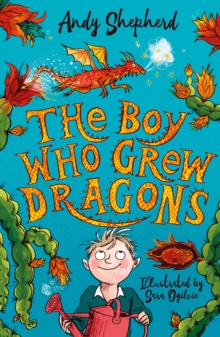 Image for The boy who grew dragons