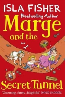Image for Marge and the secret tunnel