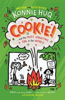 Image for Cookie! ... and the most annoying girl in the world